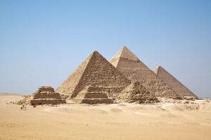 Gize Piramitleri Mısır