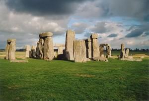 Stonehenge Stonhenk İngiltere