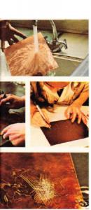 Bakır üstüne gravür yapımın 4 aşaması