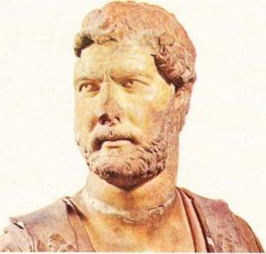 Hadrimus Büstü