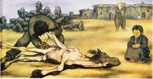Neşet Günal'ın bir tablosu