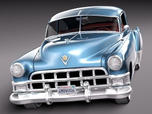 1950'lerin otomobili