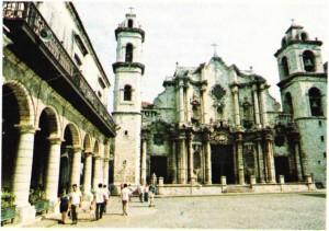 Küba'nın başkenti Havana