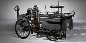 İlk Otomobil