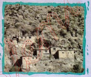 Mezopotamya ve Anadolu'da eski uygarlıklardan kalma ev şekilleri