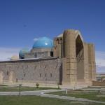 Orta Asya'da Türk-İslam sanat eserlerinden iki tane örnek veriniz.