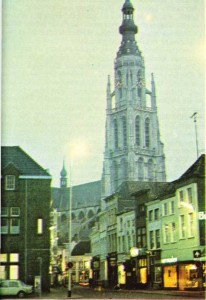 Breda kenti katedrali