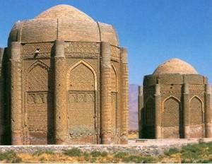 Harakan (Herekân), Doğu Kümbeti