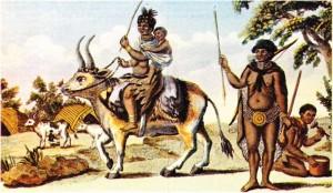 XVIII. yy'daki gezginler gözüyle Hotantolar