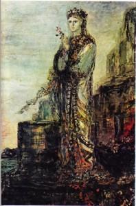 Efsanevi ısparta Kralı Menelaos'un karısı Helene