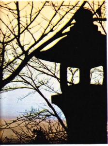 Kyoto'da Kyonizo feneri