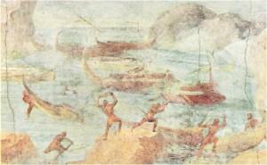 İonia lehçesinde yazılmış Odysseus'un serüvenini canladırılmıştır