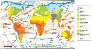 Dünya üzerinde iklimler
