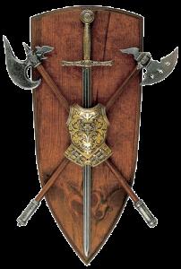 kılıç kalkan takımı