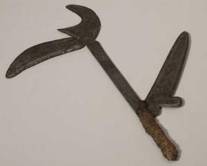 kılıçtan bir ornek