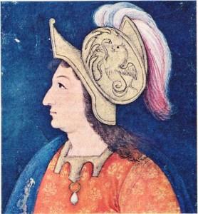XVII. yy. sonlarında Hintli bir minyatürcünün gözüyle Büyük iskender