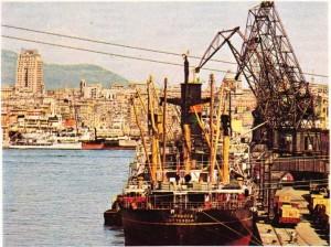 Cenova limanından bir görünüş
