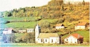 jüralardaki bir köy