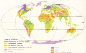 jeomorfoloji haritası