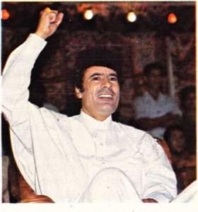 Muammer-el Kaddafi