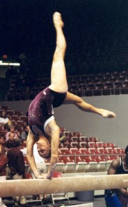 jimnastik hareketi