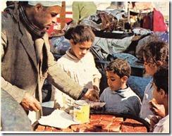 Kahire'de bir pazar yeri