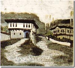 Necdet Kalay'ın bir tablosu