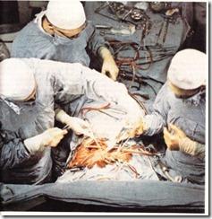 bir açık kalp ameliyatı