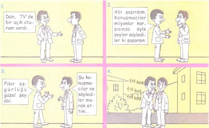 7. karikatürleri yorumlayalım etkinliği
