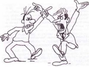 bden dili etkinliği karikatürü