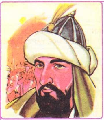 1. Kılıçarslan temsili resim