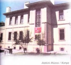 atatürk müzesi konya