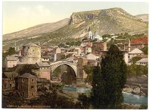 Mostar1890-1900 yılları
