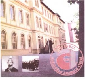 eski İstanbul Kız Lisesi