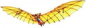 Leonardonun uçma makinesi