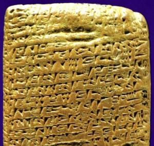 ilk dönem yazı tipi