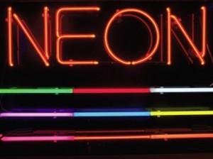 neon kullanım alanı ışıklı tabela
