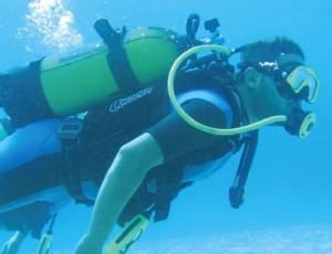 oksijen kullanım alanı dalgıç