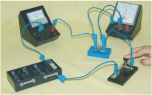 voltmetre ile ampermetrenin birlikte kullanımı