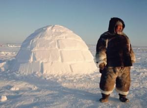 eskimo ve evi
