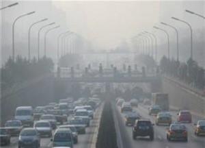 motorlu araçların havayı kirletmesi