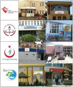 Toplumun ihtiyaçlarını karşılayan kurumlar