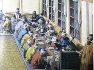 osmanlı ilmiye sınıfı