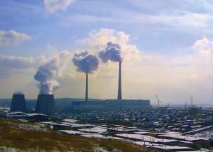 sanayileşme ve hava kirliliği