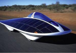 güneş arabası