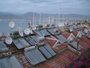 türkiyede güneş enerjisi kullanımı