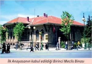 birinci meclis binası