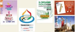 uluslararası etkinlikler