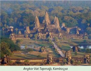 Angkor Vat Tapınağı