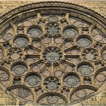 Chartres katedralinden vitray XII. yüzyıl